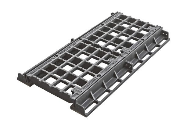 Bicycle Safe Ductile Iron Trench Grate