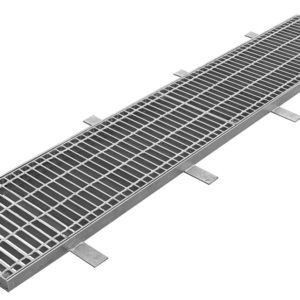 Galvanised Trench Grates