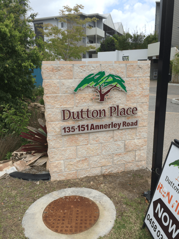 Dutton Place Residential Area