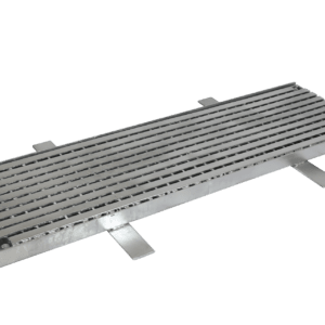 Galvanised Heelproof Trench Grates