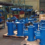 Gillies Ductile Iron Flanged Tees