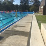Perfect drainage solution for swimming pools - Recyfix Pro Stainless steel