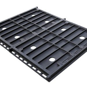 Infill Multipart Access Covers