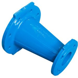 Gillies Ductile Iron Reducer