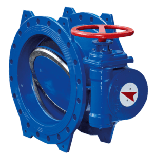 Ozkan Seal On Disc Butterfly Valve