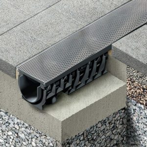 Recyfix Pro with Stainless Steel Grate