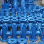 Gillies ductile iron pipe
